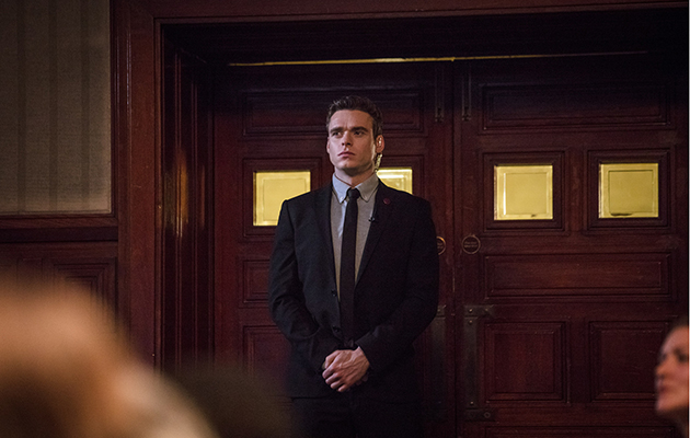 What Is A Bump Key >> Bodyguard star Richard Madden: David Budd is a GOOD MAN! New pictures!