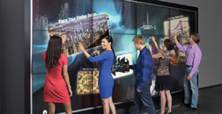 MultiTouch and Bluescape Partner in Collaborative Workspaces