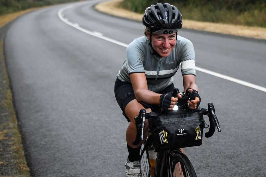 Fiona Kolbinger becomes first woman to win 4,000km Transcontinental Race