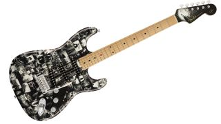 Fender showcases Andy Summers' photography on custom signature Strat | MusicRadar