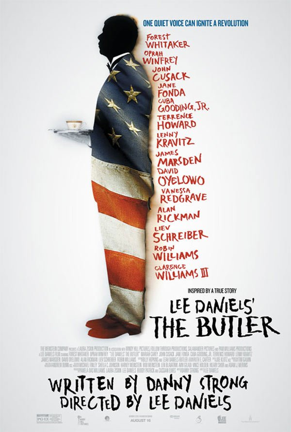 """Lee Daniels, The Butler"""