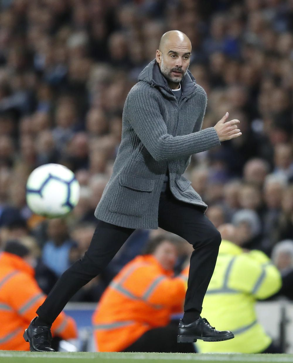 Pep Guardiola vows to be nicer to his Manchester City ...