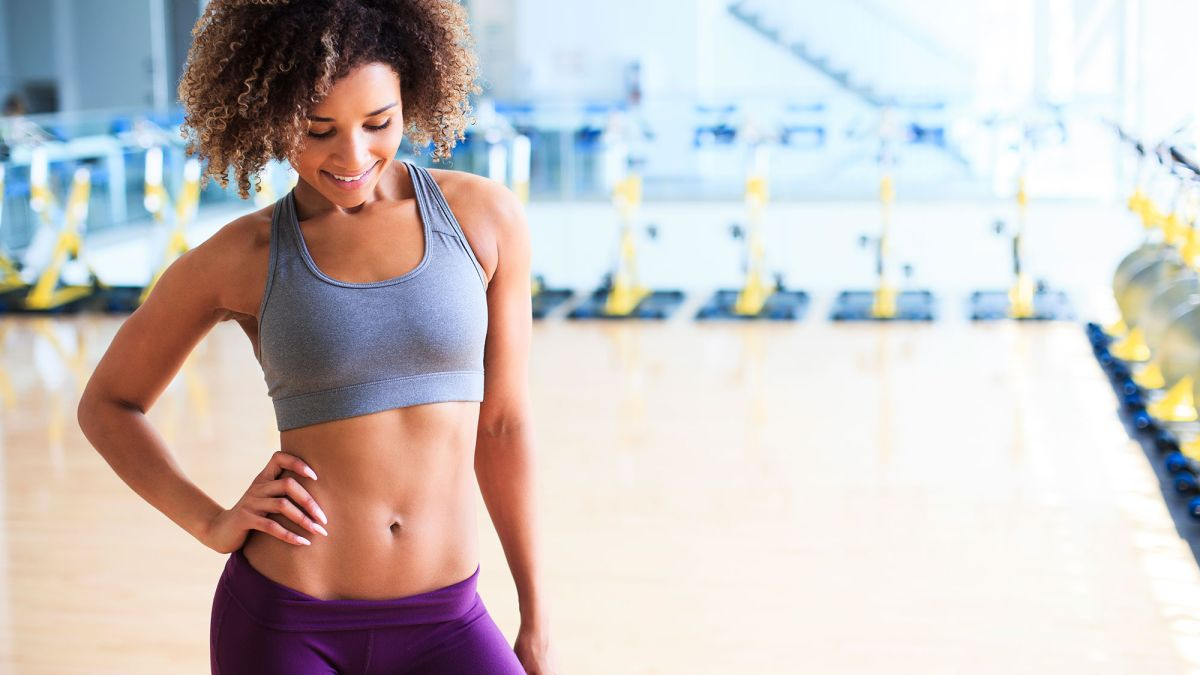 30-day trim waist challenge: slim and tone in just one month