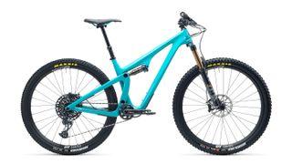SB115 is Yeti's latest trail bike