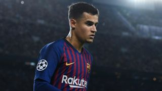 Philippe Coutinho Arsenal transfer target