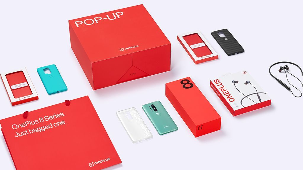 Looking to get a OnePlus 8? Check out the Pop-up Box bundles ...