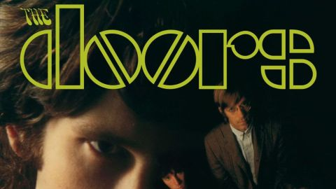 Cover art for The Doors - The Doors (50th Anniversary Reissue) album