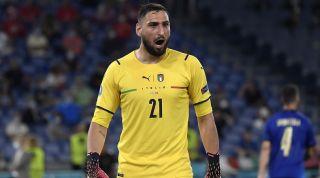 Gianluigi Donnarumma, Euro 2020 player of the tournament