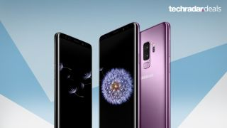 The Big Deal - we'll help you save money on your new Galaxy S9 deal