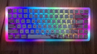 Marsback M1 Wireless Hot-Swappable Keyboard
