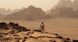 Damon in 'The Martian'