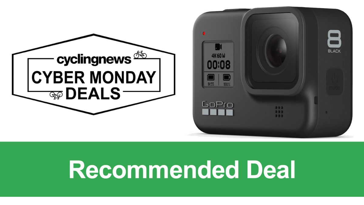 GoPro Hero8 Black action camera still £50 off in Cyber Monday GoPro deal at Amazon