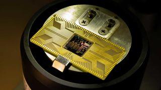 The prototype MANA microprocessor