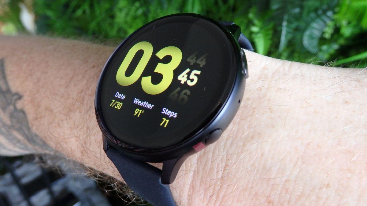 Renderingar av Samsung Galaxy Watch Active 4 ger oss en första titt på den troliga designen