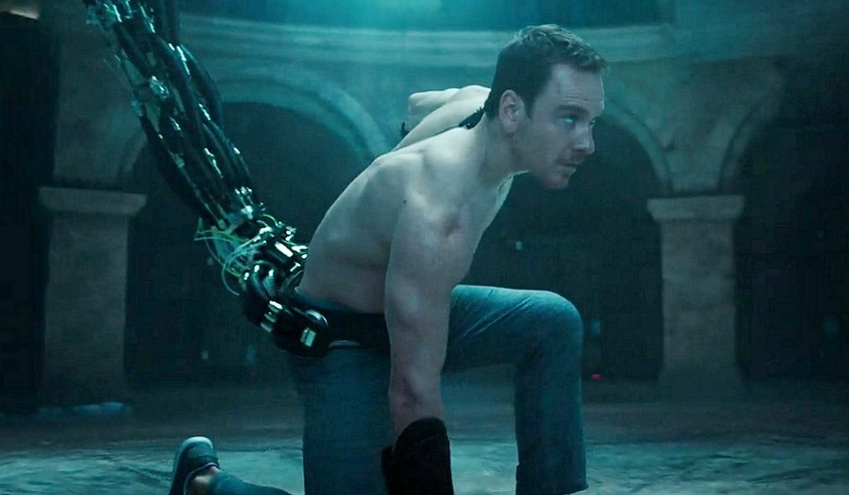 Michael Fassbender and the Animus