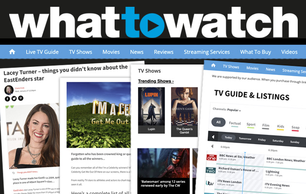 whattowatch page