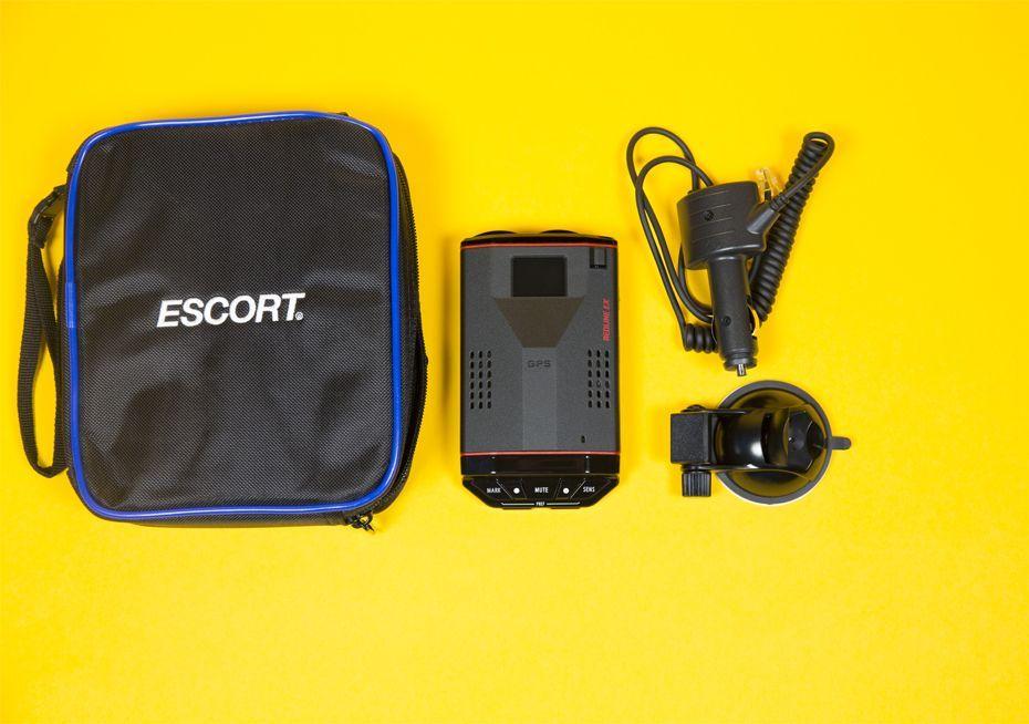 Escort RedLine Review - Pros, Cons and Verdict | Top Ten Reviews