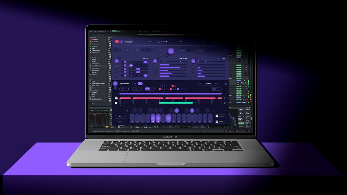 Could Audiomodern's Chordjam plugin be a better composer than you are?