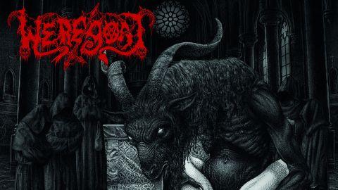 Cover art for Weregoat - Pestilential Rites Of Infernal Fornivation