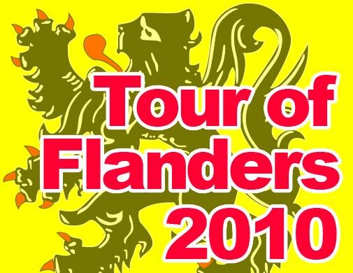 Tour of Flanders 2010 logo