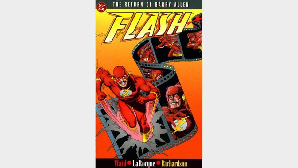 9. O retorno de Barry Allen - The Return Of Barry Allen - (Crédito da imagem: DC Comics)