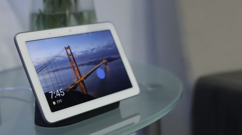 Google Home Hub Review Techradar