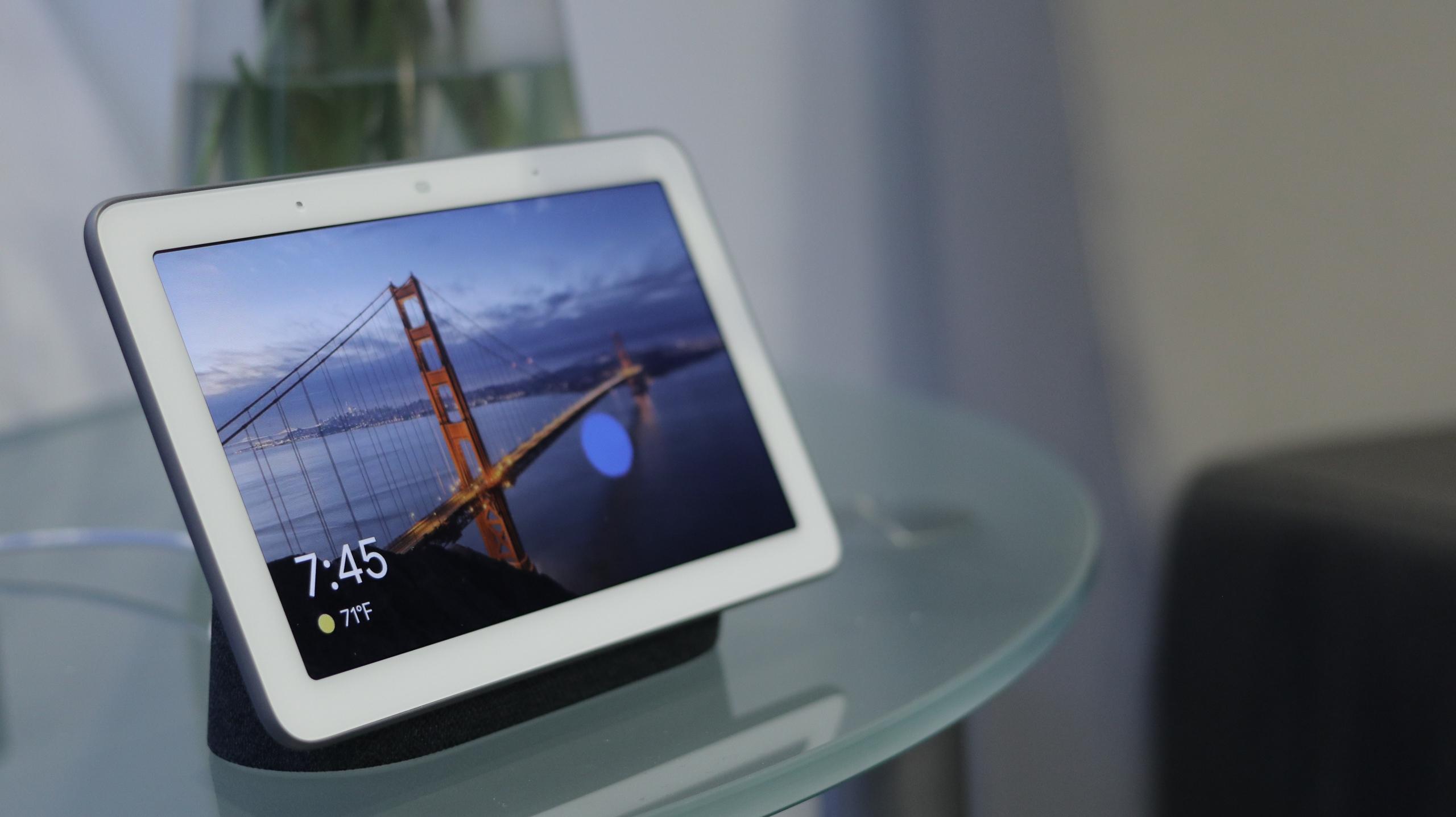 Google Home Hub Review Techradar