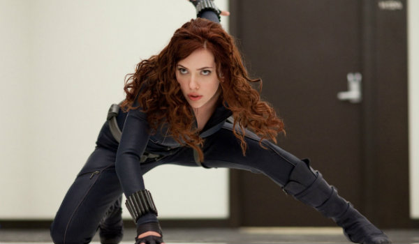 Scarlet Johansson Black Widow