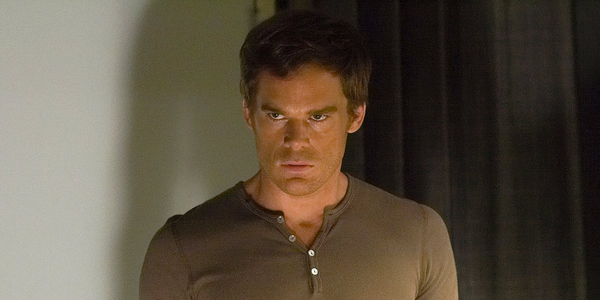 Michael C. Hall on Dexter