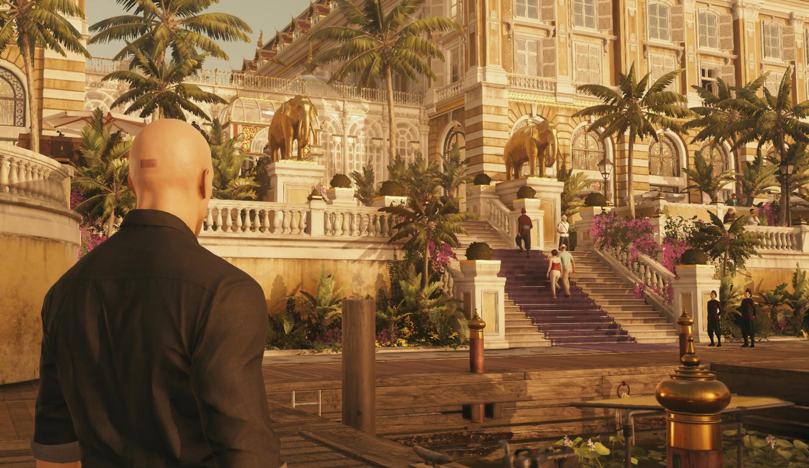 Hitman Episode 4 Review Pc Gamer