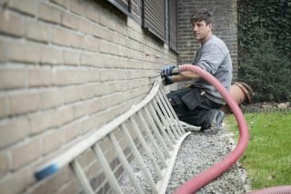 cavity wall insulation problems are uncommon, but not unheard of