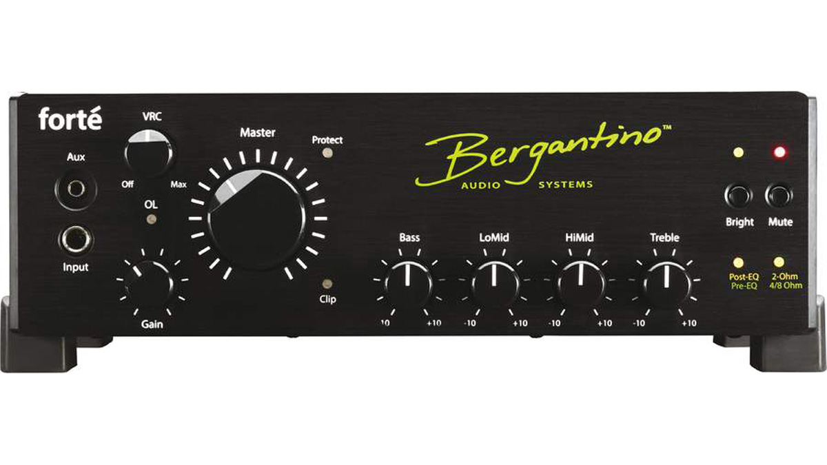 Bergatino Forte head, HDN-210 and HDN-112 review | MusicRadar