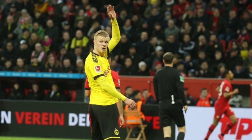 Real Madrid interested in £50m Erling Haaland transfer deal from Borussia Dortmund