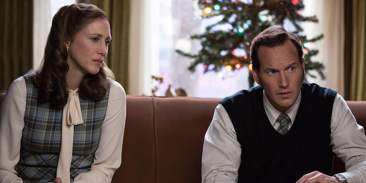 The Warrens in The Conjuring 2