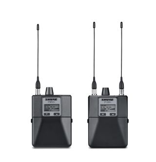 Shure Releases New Bodypack Receivers