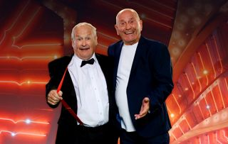 Last Laugh in Vegas Cannon and Ball