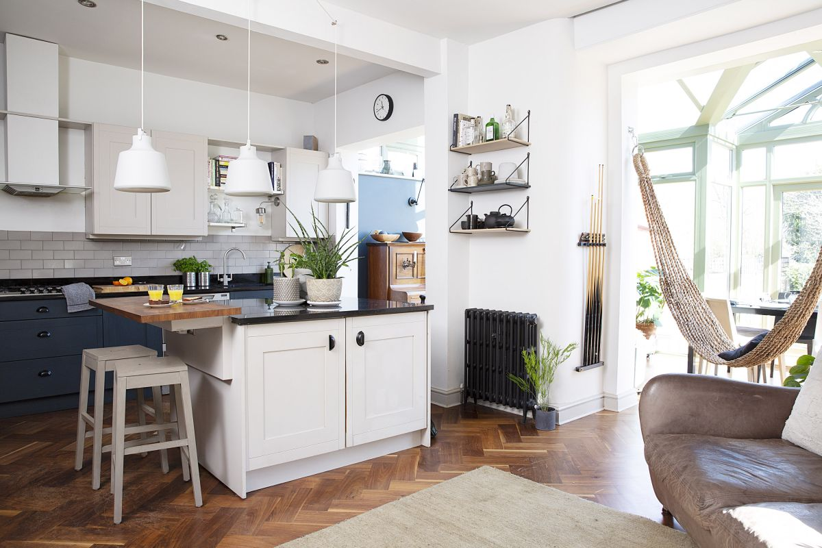 Real home: an architect's Victorian house renovation
