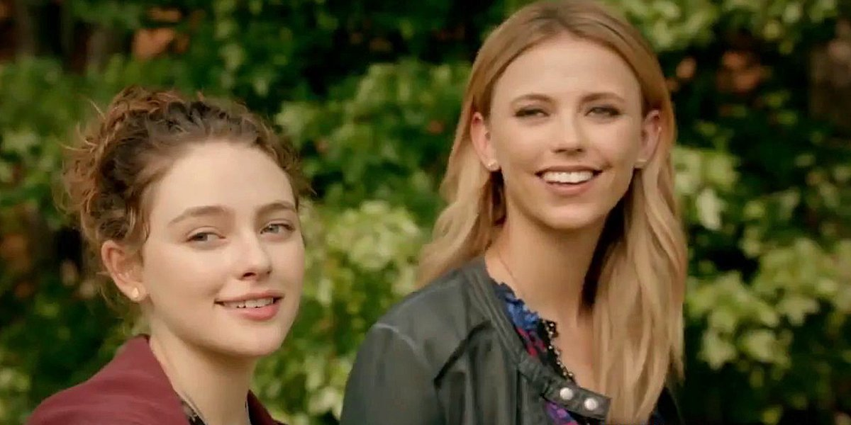 The Originals Freya visits Hope Mikaelson in Mystic Falls Salvatore School The CW