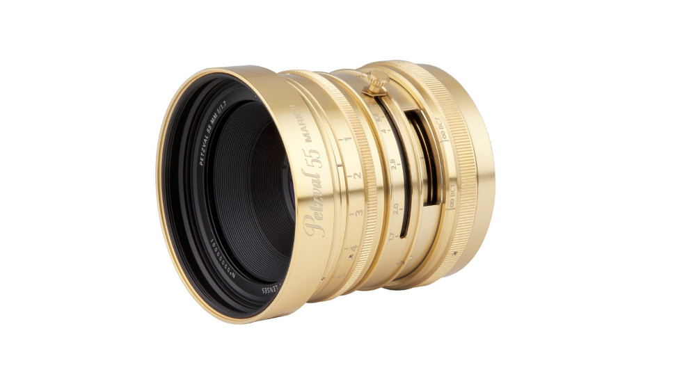 Lomography introduces Petzval 55mm f/1.7 MKII for Sony E, Canon RF and Nikon Z | Digital Camera World