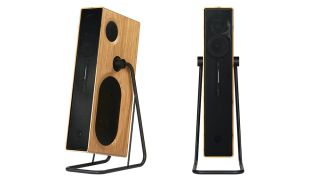 Orbitsound Air D1: a £12,000 single-speaker system
