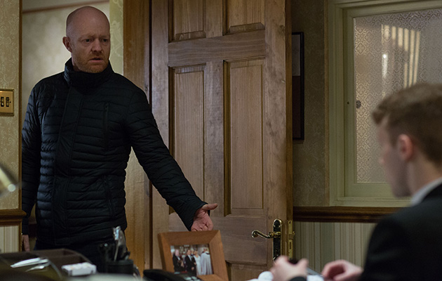 Max Branning Jay Brown