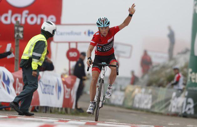 Chris Horner, Vuelta a Espana 2013, stage 20