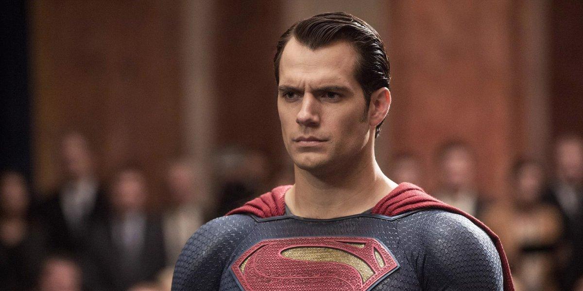 Henry Cavill as Superman in Batman vs. Superman: Dawn of Justice