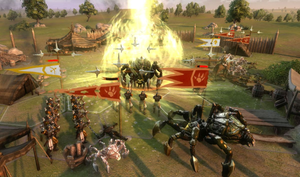 Age of Wonders 3 is free on Steam, gets you 10 percent off Age of Wonders: Planetfall