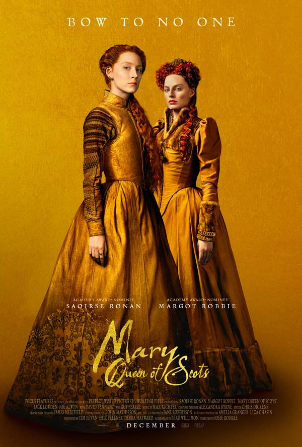 The Final Mary Queen Of Scots Trailer