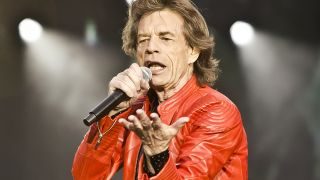"""Mick Jagger says he's """"on the mend"""" after heart surgery   Louder"""