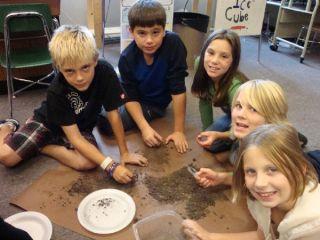 Fourth Grade Scientists Mastodon