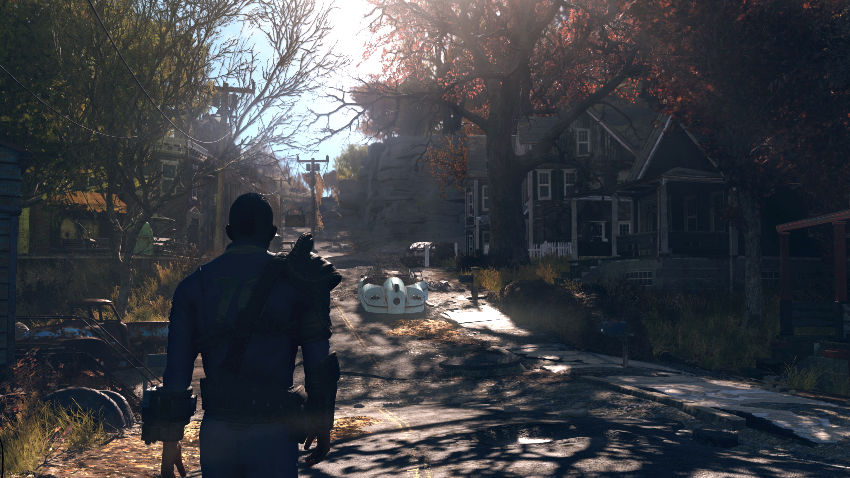 Fallout 76's latest patch brings back old bugs | TechRadar
