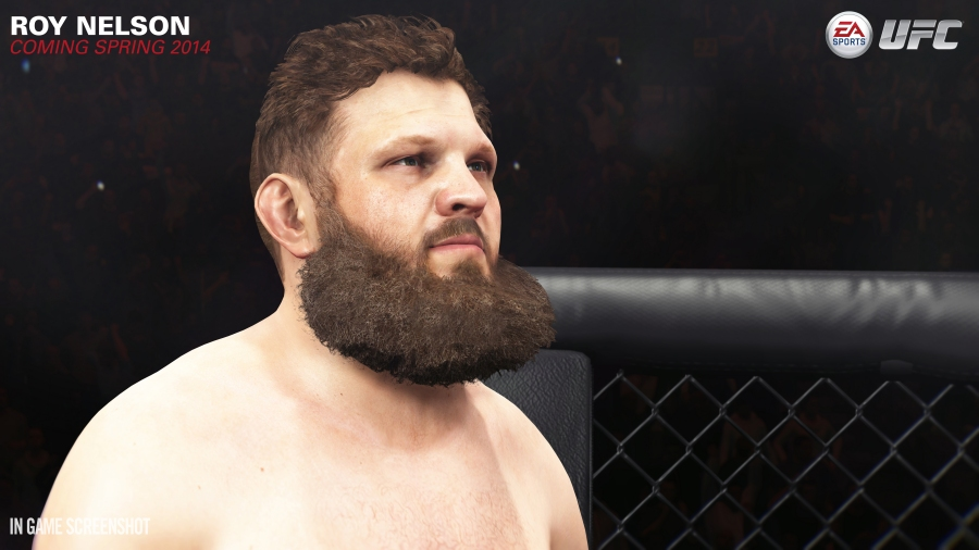 EA Sports UFC Screenshots Keep The Hype Going For PS4, Xbox One #31534