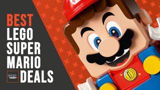 Lego Super Mario deals